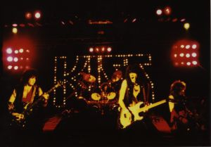 The hottest band in the world! KISS!!!!!
