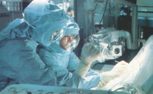 BB and NJ in the operating room